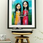 A5 Print - Soul Sisters