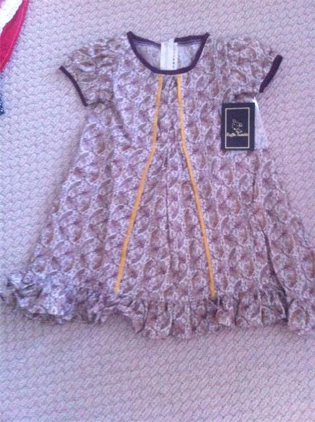 Paisley Park Tunic Dress
