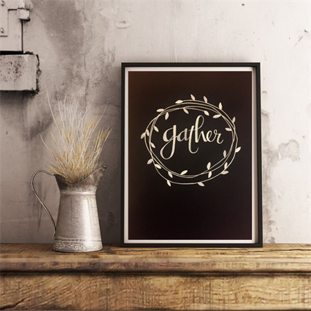 'GATHER'