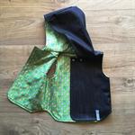 Denim Reversible Vest - your choice of Cotton Poplin lining & size