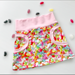 Jellybeans girls toddlers skirt