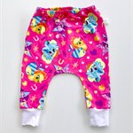 My Little Pony girls baby toddlers slim harem pants