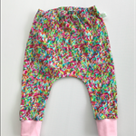 Sprinkles girls baby toddlers slim harem pants
