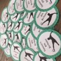 Personalised Stickers (Medium Size)