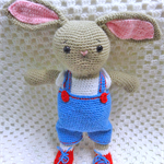 Rabbit, Easter Bunny, Easter Gift, Boy Gift, Boy Toy