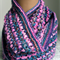 Pure Wool Infinity Scarf Loop Scarf Cowl Warm Soft Pretty Winter Gift for Her