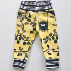 Monsters baby toddler leggings pants