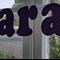 'ZARA' name bunting