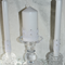 Wedding - Unity Beautiful Set of 3 White Candles - Customise with your names