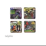 Fridge magnet set - Comic book