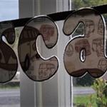 'OSCAR' name bunting
