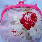 PINK & ROSE  everyday purse.