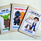 Birthday Cards Pack of 3, 