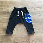 Size 0 - Harem Pocket Pants READY TO POST