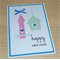 Happy New Home - house warming card