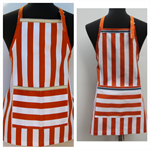 Boys Apron - Stripes