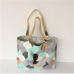 Beach Bag - Beach Tote - Water Resistant Bag