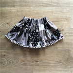 Size 0 Gathered Skirt READY TO POST