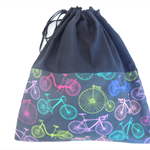 Men's XL shoe bags. Gift bag.