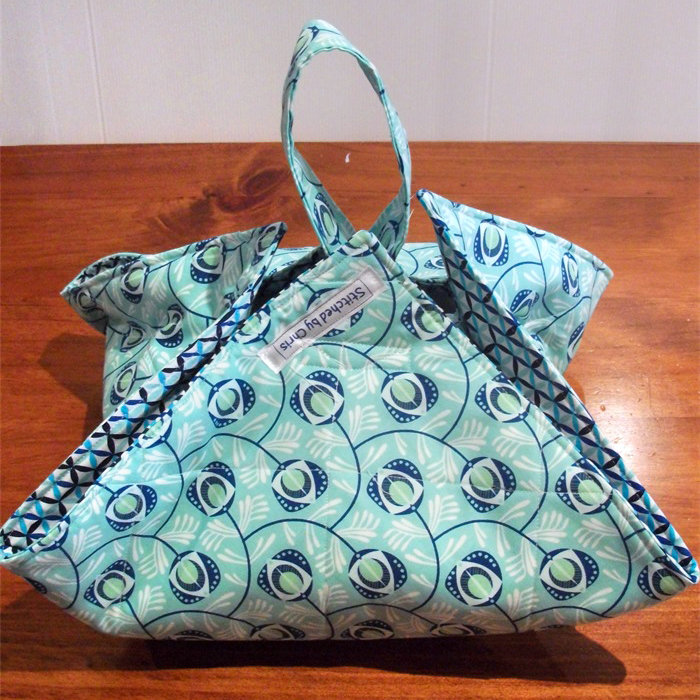 Casserole Carrier | Stitched By Chris on Madeit