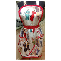 Ladies traditional Apron