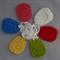 Crochet Easter egg bunting | party garland | baby shower | nursery | birthday