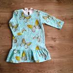 Winter Butterfly Dress CUSTOM MADE
