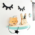 Sleepy Eyes Wall Decor For Baby Nursery/ Children's Room