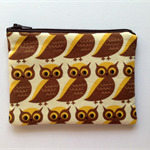 Brown Owl Purse