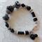 Lamp-work & Czech beads Bracelet