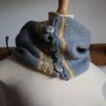 Granite - Scarflette, Neck Warmer
