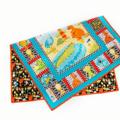 AUSSIE MATES BLUE handmade quilt