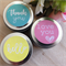 10 x Personalised Baby Shower Favours - Petite Soy Candle Tins