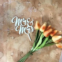 Mr & Mrs Cake topper; personalised cake topper; wedding cake topper; wedding;