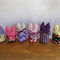 Lavender Cats - Pack of 6