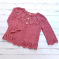 Made to Order - Little Cardigan - Hand knitted