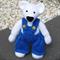 Pedro the polar bear