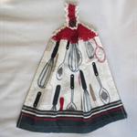 Crocheted Tea-towel