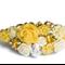 Sunny Days Bridal Headband, Swarovski  Collage Headband