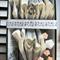 Thank You - Folded book art keepsake