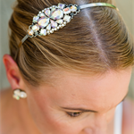 Bridal Headband, Swarovski Bridal Headband, Swarovski Headband