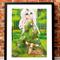 A3 Print - The Forest Spirit