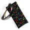 Padded Sunglasses Pouch in Colourful Musical Note Fabric