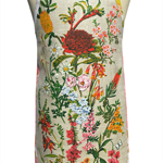 Metro Retro Australia Vintage WildFlowers Apron - Birthday Mother's Day