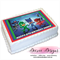 PJ Masks Personalised A4 Edible Icing Cake Topper