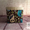 Owl Fabric Storage Basket, Home Decor Organiser
