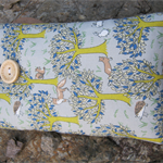 Padded phone cover ,sunglass case, cell phone cover, ipod case , gadget case,