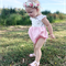 Bambi Baby Doll Vintage Romper Playsuit