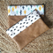 Cactus with Tan Pleather Nappy Diaper Carry All Clutch Pouch Wallet