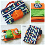 Nappy Wallet / Tidy Travel Tote